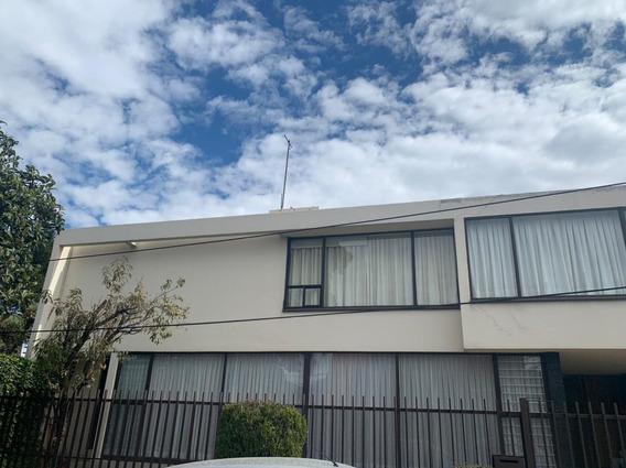 Rento Casa En Cerrada Con Vigilancia En Lomas De Tecamachal