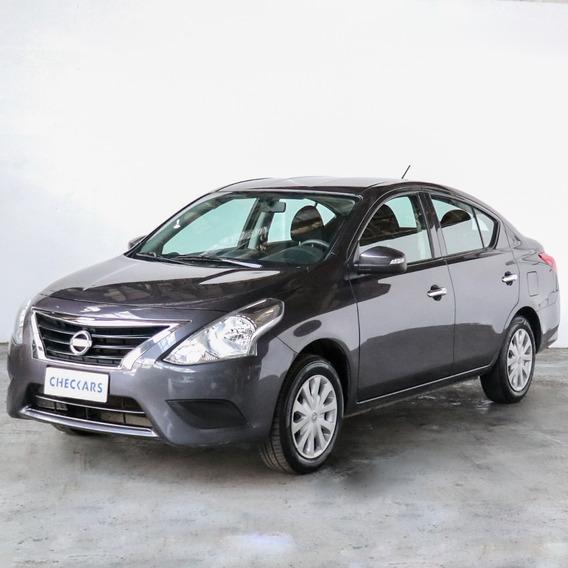 Nissan Versa 1.6 Sense Mt - 39934 - C