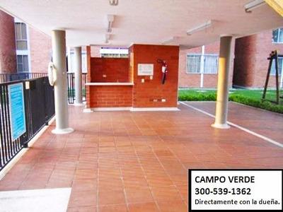 Apartamento,campo Verde, Zona De Alta Valorizacion,