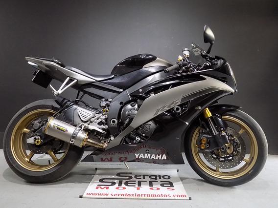 Yamaha R6r Negra 2008