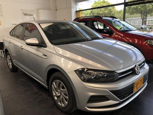 Volkswagen Virtus Trenline