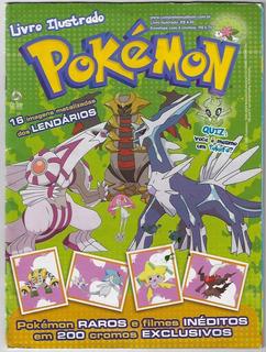 2010 Álbum De Figurinhas Pokémon Completo