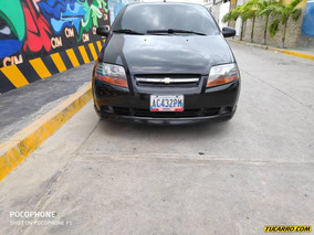 Chevrolet Aveo 3 Ptas