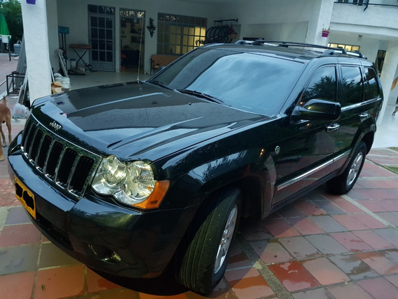 Jeep Grand Cherokee Limited Hemi Full Equipo