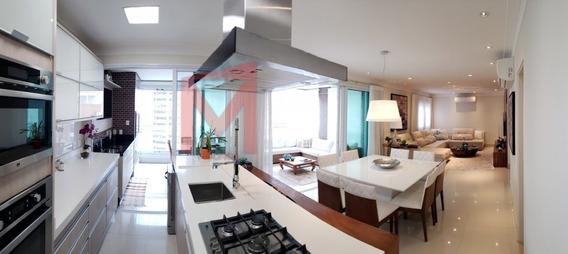Apartamento A Venda No Bairro Tatuapé Em São Paulo - Sp. - Mc329-1