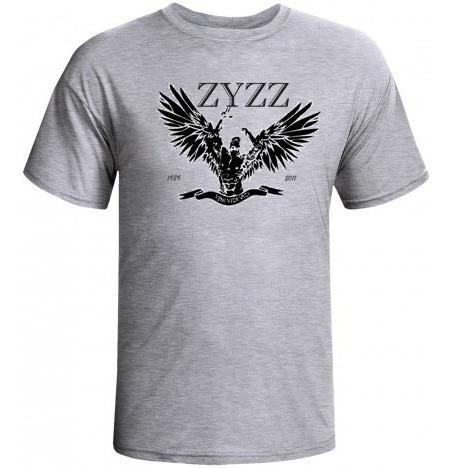 Camiseta Musculação Zyzz