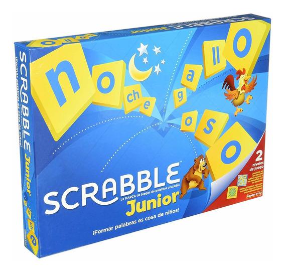 Scrabble Junior, Juego De Mesa