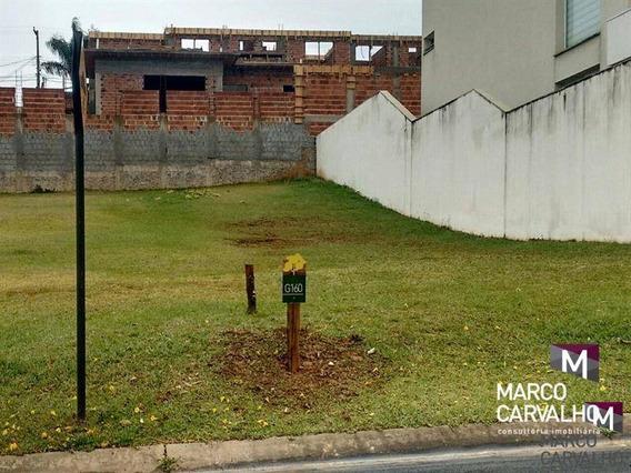 Terreno Residencial À Venda, Condomínio Garden Park, Marília. - Te0053