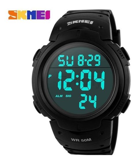 Relógio Masculino Skmei 1068 Natação + Super Promoção