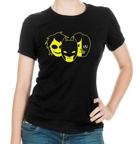 e287ada0a7c Camisetas Marvel Comics Mujer - Ropa, Bolsas y Calzado en Mercado ...