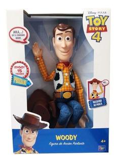 Muñeco Woody Toy Story 4 Figura De Acción