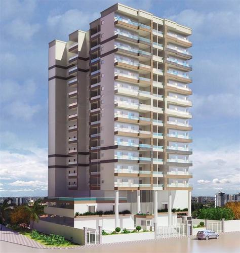 Imagem 1 de 12 de Apartamentos De 2 Ou 3 Dormitorios Com 1 Ou 2 Suite No Canto Do Forte. - And323