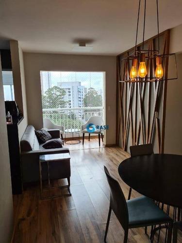 Apartamento À Venda, 56 M² - Vila Andrade (zona Sul) - São Paulo/sp - Ap10419
