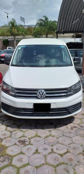 Volkswagen Caddy Van Maxi 2017 Blanco