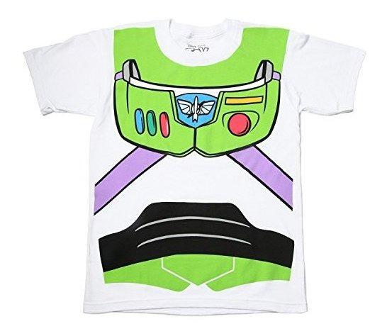 Toy Story Buzz Lightyear - Disfraz De Astronauta Para Adulto