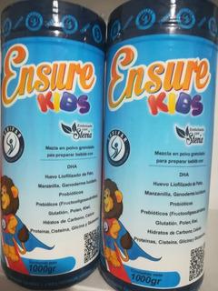 2 Ensure Niños 2000 Gr. Originales Savi - kg a $17