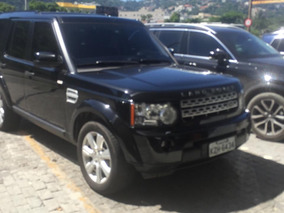Land Rover Discovery4 - Diesel - 7 Lugares - 2013
