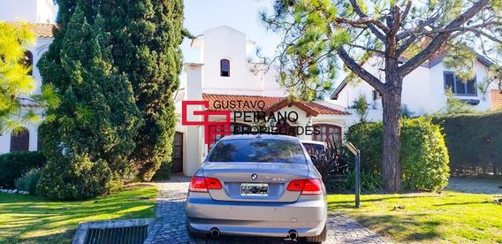 Casa En Alquiler Aranjuez Country Club, Escobar.