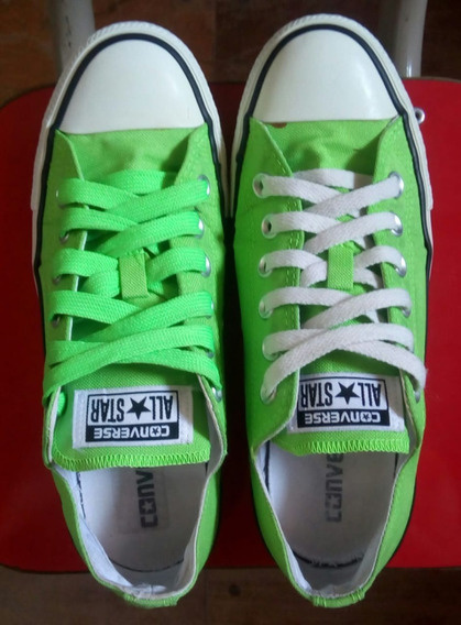 Zapatillas Converse All Star Verdes