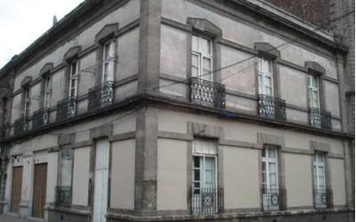 Cuartos Amueblados Casa Colonial Metro Hidalgo
