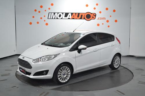 Ford Fiesta Kd 1.6 Se 5p M/t 2014 -imolaautos-