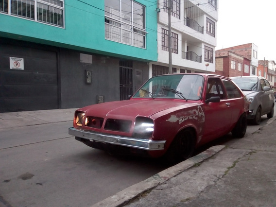 Chevrolet Chevette Chevette De Drift