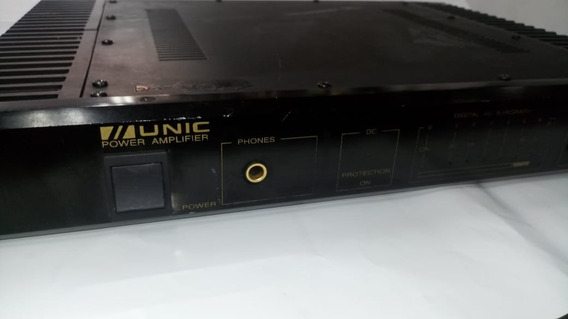 Amplificador Unic Pa - 800