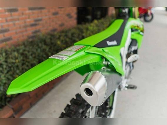 Kawasaki Kx 450f 0km Linea 2020 Motocross
