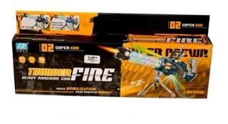 Lanzador De Proyectiles, Thunder Fire