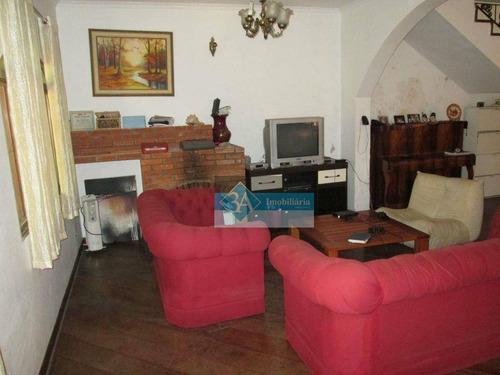 Imagem 1 de 18 de Sobrado Com 3 Dormitórios À Venda, 500 M² Por R$ 1.275.000,00 - Vila Formosa - São Paulo/sp - So0049
