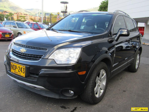 Chevrolet Captiva 2.4 Sport 182 Hp