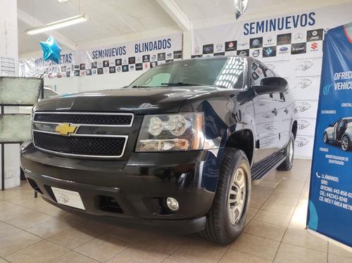 Imagen 1 de 15 de Chevrolet Suburban Hd Blindada