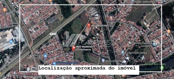 Rua Cons. Benedito Faustino De Camargo, Jardim Novo I, Mogi Guaçu - 364986