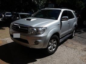 Toyota Hilux Sw4 3.0 Tdi Srv 4x4 7 Asientos Cuero Mt 2011