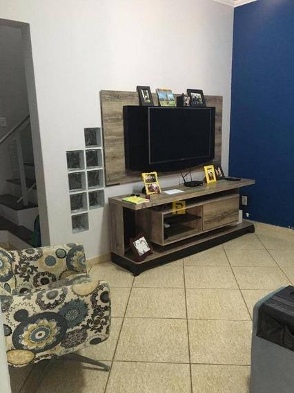 Casa Residencial À Venda, Jardim Campos Verdes, Nova Odessa. - Ca0281