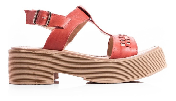 Sandalias Zapatos Mujer Plataformas Zuecos Zapatillas Cuero