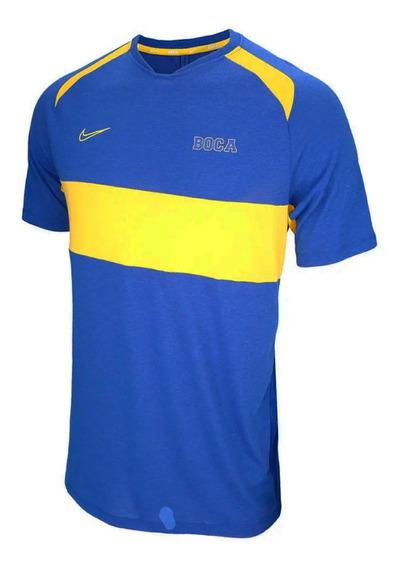Remera Nike Boca Juniors Hombre Tienda Oficial Stadium