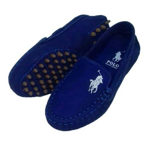 Sapato Mocassim Infantil Masculino