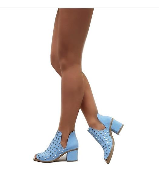Zapatos Mujer Botas Botinetas Charritos Texanas Pre-temporada Moda Mugato-bsas®