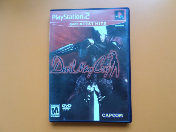 Devil My Cry Original Completo Para Playstation 2