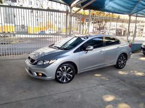 Honda Civic Lxr 2.0 Flexone 16v Aut. 2016