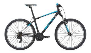 Bicicleta Giant Alumino Atx 3 27.5 Negra Shimano