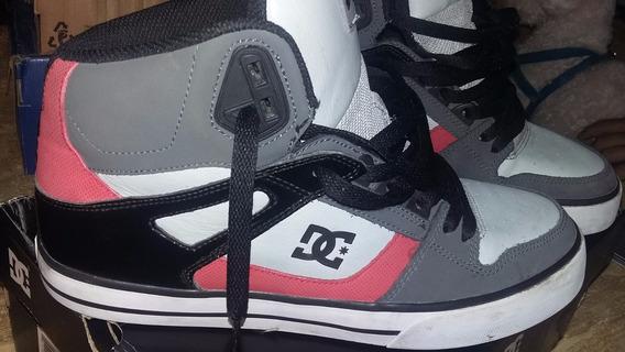 Botas Zapatillas Originales Dc Nuevas 2 Posturas