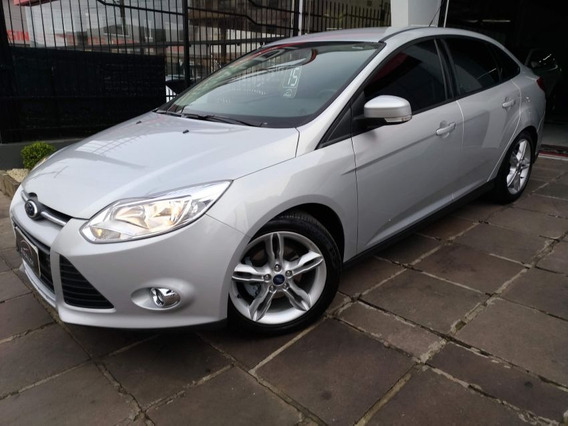 Ford Focus Fastback 2.0 Se Plus 2015 Prata Flex