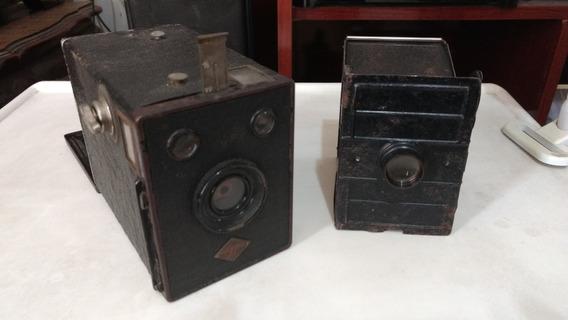 Máquina Fotografica Antiga Da Marca Agfa Ano 1930