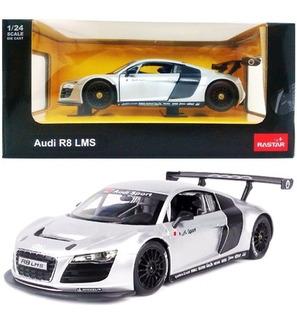Auto Escala 1:24 Audi R8 Lms Sud Rastar 56100 Edu
