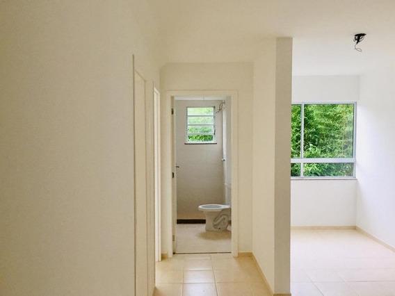 Apartamento Em Pimenteiras, Teresópolis/rj De 48m² 2 Quartos À Venda Por R$ 165.000,00 - Ap217910