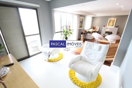 Imagem 1 de 15 de Apartamento 03 Suites 03 Vagas Campo Belo - V-13818