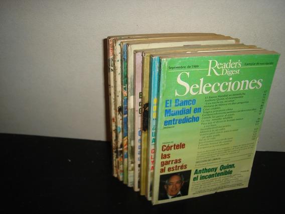 (of72) Lote 8 Revistas Reader