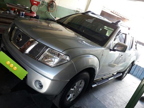 Nissan Frontier 2009 2.5 Le Cab. Dupla 4x4 4p